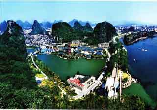 Guilin Mulonghu, Wood Dragon Lake
