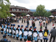 Dance Wwith the Naxi People