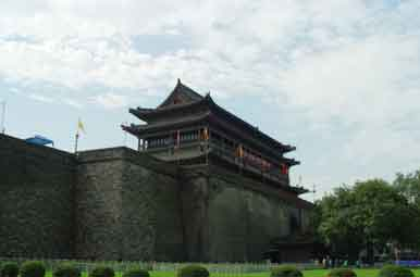 Xian Ancient City Wall & Gate Tower
