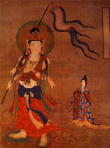 the Mural of Dunhuang