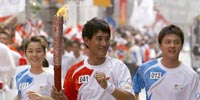 2008 Beijing Olympic Torch Relay