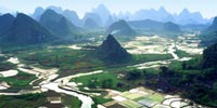 Natural Sights in Guangxi