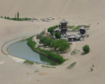 Crescent Spring on the Silk Road