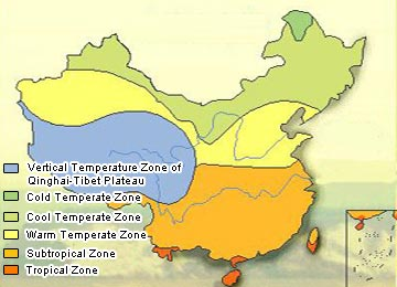 China climate information china city weather china standard time china climate zones gumiabroncs Images